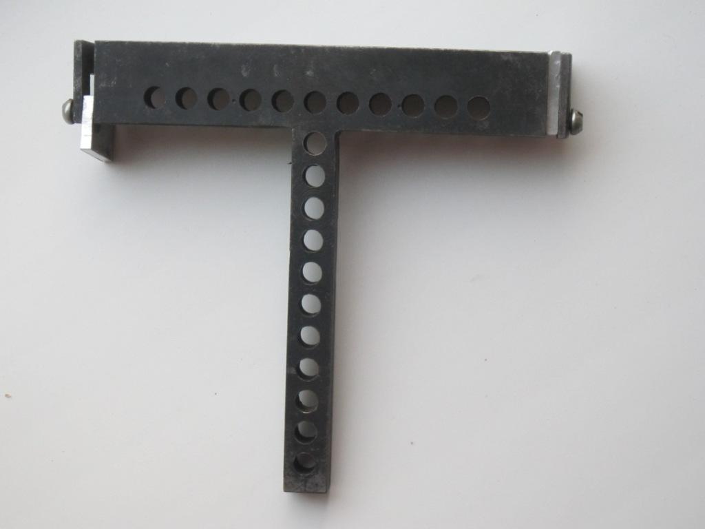 Продам кондуктор для сверления отверстий в ЛДСП под конфирматы. 89371826250