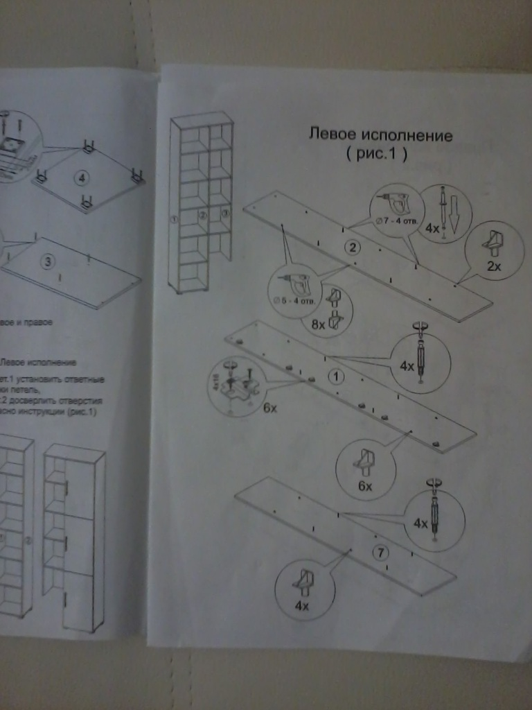 сборки стенка инструкция мальта мебели видео много