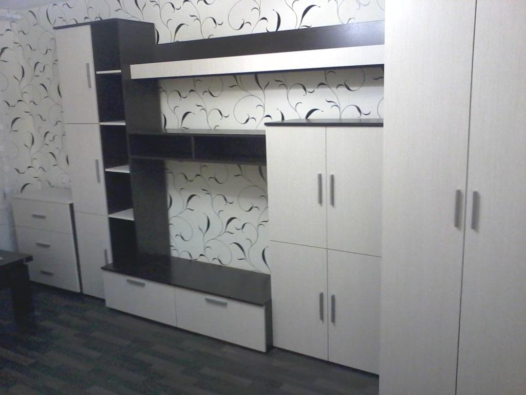 Фото сборки стенки и комода мальта. сборка мебели в самаре 8.